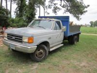 ***88 Ford Super Duty*** Johnnie Gregory Truck Bed