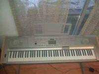 88 Key partially weighted electric piano. Good