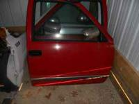 88 to 98 chevy truck doors no rust or dents power