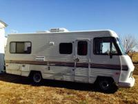 88 Winnebago Itasca- Runs great. Remodeled interior