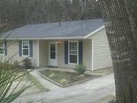 Charming 3 Bedroom, 2 Bath home nestled away in a quiet