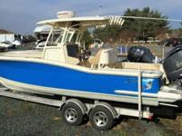 2008 Scout 262 SPORTFISH Scout Boats offers you a