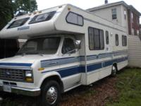 This rv has almost new tires, new top ,furnace ;