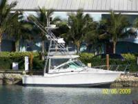 1996 Cabo Yachts 31 EXPRESS Highlights, upgrades, and