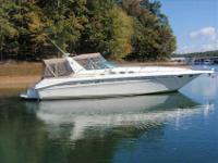 1998 Sea Ray 40 EXPRESS CRUISER Very unique one-owner