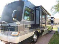 2004 Holiday Rambler Imperial Mid-entry 41 foot w/3