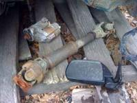 1994 CAB WITH CLEAR TITLE $500 5 SPEED TRANSMISSION FOR