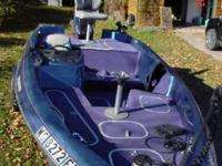 '89 Bayliner Capri, 19 foot, with trailer, recently