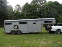 i have a 89 sundowner four horse slant trailer with