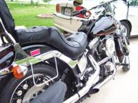Must see this 1989 Harley Davidson FXSTS Softail