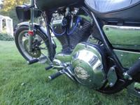 *PRICE REDUCED* Up for sale is my 1989 Harley Davidson
