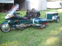 WITH A CUSTOM WIDE TRIKE CONVERSION. WITH ONLY 55000