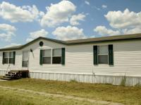 5 ACRES NORTH OF STILLWATER, OK - 3 BEDROOM 2 BATH,