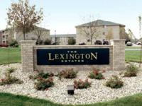 The beautiful community of Lexington Estates is located