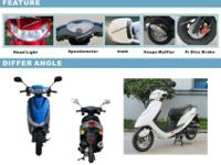 Peace Sports 50cc Street ScooterNew 2013 in Stock NEW