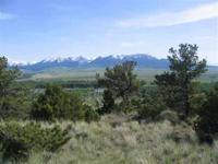 Unobstructed 180 degree south facing view of Absaroka