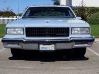 89 Chevy Caprice. Runs Strong, Daily Driver, I got this