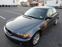 2003 BMW 325I-ONLY TWO PREVIOUS OWNERS, NEVER BEEN TO