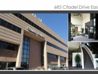 Suite 315 -. One Window Office, One Interior Office +