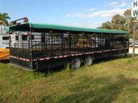 Big Stout Trailer just returned from a round trip to