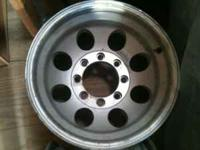 16x10 8lug wheels ford chevy and dodge 16 inch wheel 10