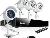 DVR Features * H.264 Hardware Compression * Signal