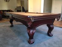 BRAND NAME NEW 8FT. REMY SWIMMING POOL TABLE SHIPMENT
