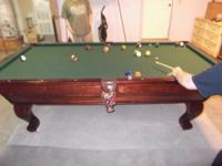 I just recently refinished my 8ft, one-piece slate pool