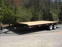 Brand New Heavy Equipment Trailer five Ton Model Made