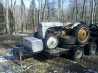 Needs rebuild will seperate trailer call Steve