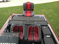 i have a fully restored 1989 gambler bass boat. it is