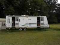 i have a 2002 30 x eight palomino camper for sale its