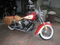 just lowered price of my 2002 Indian Spirit Rebuilt S&S