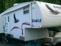 ***2005 JAYCO EAGLE FIFTH FOR SALE *** $9000.00***Very