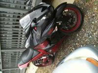 Up for sale is my 2008 Kawasaki Ninja Zx14 S.E. 16,500