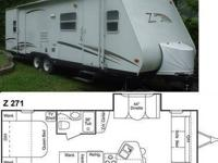 2006 KEYSTONE ZEPPELIN 271, $9000 OBO Decor - Beige,