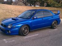 NO TRADES.For sale is my 2002 WRB WRX. Selling because