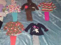 All name brand great condition. 9-12 mo baby girls