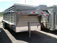 GR 24 feet Stock Trailer, Posted in Sold Trailers.