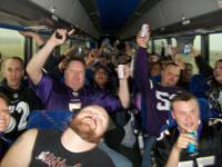 Let's get on the Raven Bus to Cleveland !! Sun Sep 21,