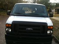 2008 FORD E150 CARGO VANPRICED TO SELL!!!!!!!!