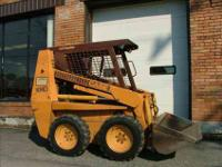 1 OWNER! This exceptional 1 owner Case 1840 Uni-Loader