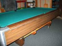 Slate Pool Table For Sale In Montana Classifieds Buy And Sell In - 7 inch pool table