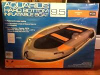 I have a brand new North Pak 9.5' Inflatable boat with