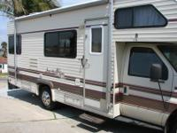 1993 Class C, Fleetwood Jamboree, model 23P. Looking