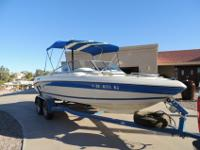 19 foot 1994 SeaSwirl ski boat in excellent condition.