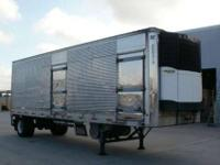 "1996 Utility Refrigerated Trailer, 32' x 13' x 96"","