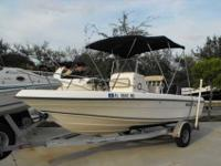 2003 Sea Fox 197CC This boat only has 330 hours on the