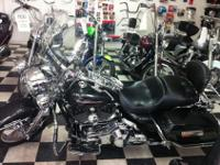 We are selling a 2005 Roadking. It is in good