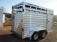 SALE Featherlite Was 9,999 9,500.00 8107 0012 Stock